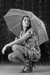 Raindrops keep falling - door Momo1970